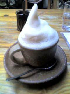 ぶくぶくコーヒー