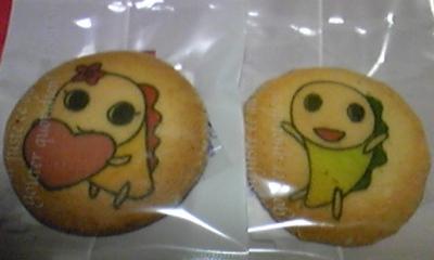 なみすけクッキー